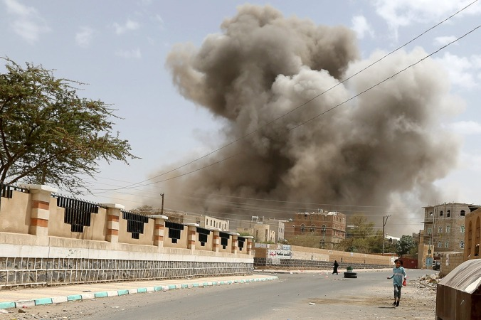 yemen-air-strikes
