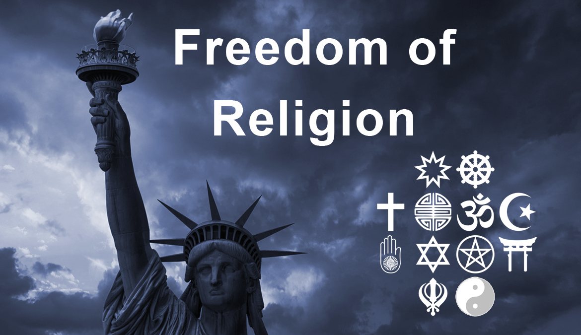 Freedom of religion by country